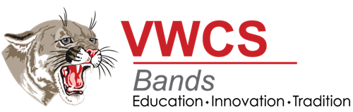 VWCS Bands stacked logo