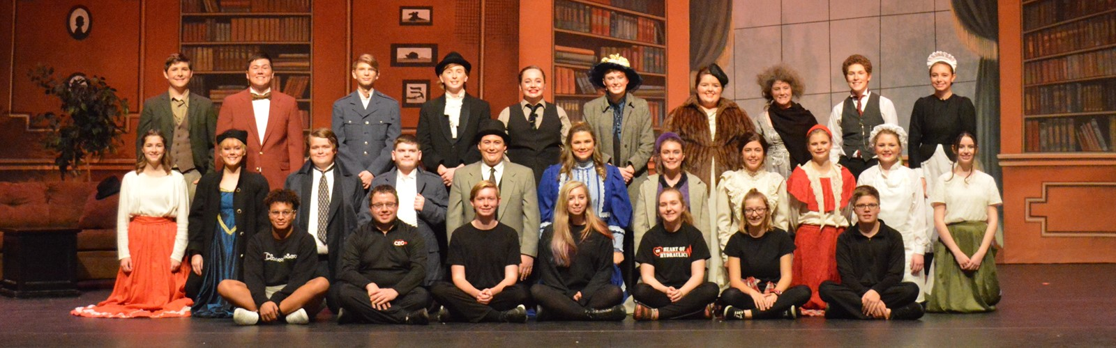 Cast and crew of Sherlock Holmes